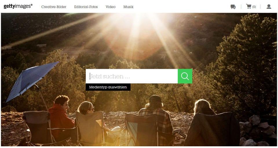 GettyImages gehört zu den weltweit führenden Anbietern digitaler Medien wie Lizenzfreie Bilder und Stock-Fotografie