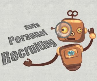 Automatische Personalbeschaffung